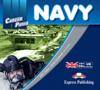 Career Paths: Navy Audio CDs (set of 2)