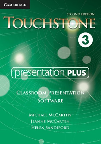 Touchstone Second Edition 3 Presentation Plus DVD