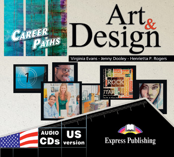 Career Paths: Art and Design Audio CDs (set of 2)