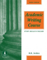 Academic Writing Course (Third Edition) (Study Skills in English Series)