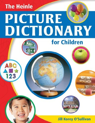 The Heinle Picture Dictionary for Children - Dictionary Fun PACK