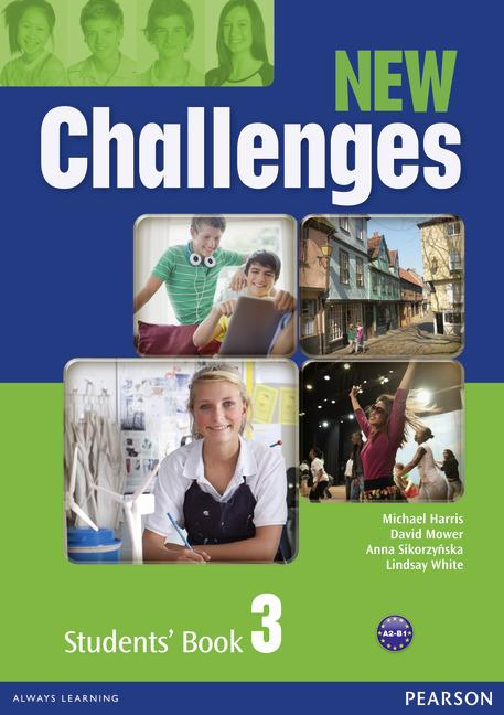 New Challenges 3 Student's Book