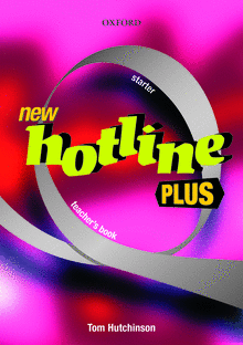 New Hotline Plus Starter Teacher's Book