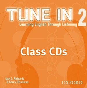 Tune In 2 Class Audio CDs (3)