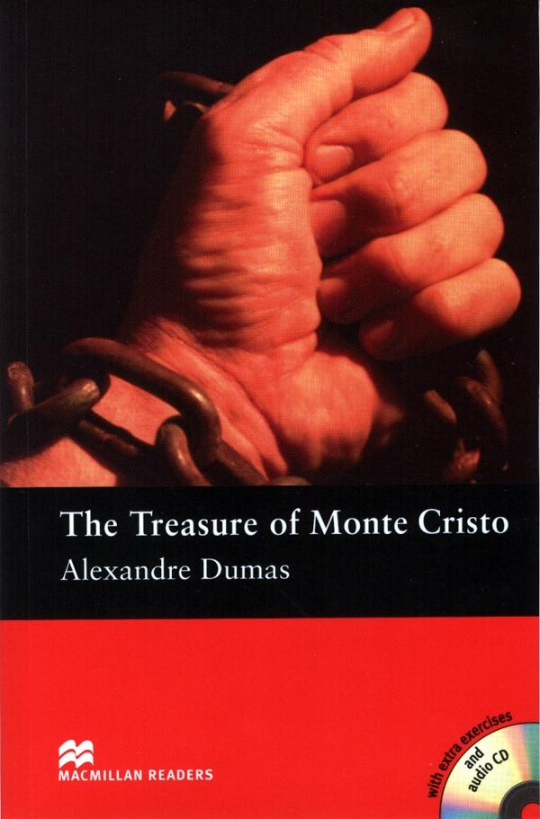The Treasure of Monte Cristo (with Audio CD)