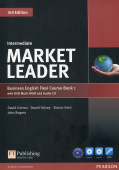 Market Leader 3rd Edition Intermediate Flexi Coursebook with Practice File A with DVD-ROM and Audio CD