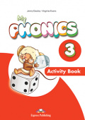 My Phonics 3 Activity Book (with crossplatform application)