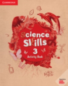 Science Skills 3 Activity Book with Online Activities
