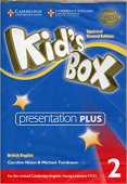 Kid's Box Updated edition 2 Presentation Plus DVD-ROM