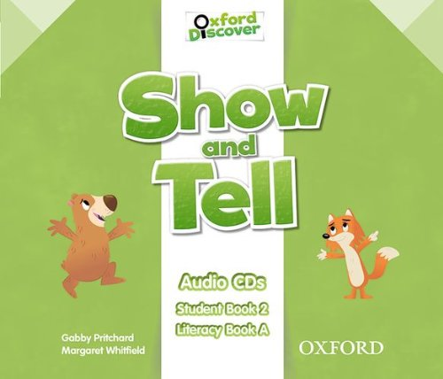 Show and Tell Level 2 Class CD (2)