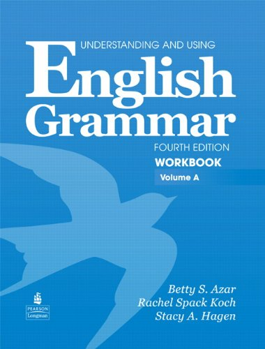 Understanding & Using English Grammar International 4th Edition (Azar Grammar Series)  Workbook A (with Answer Key)