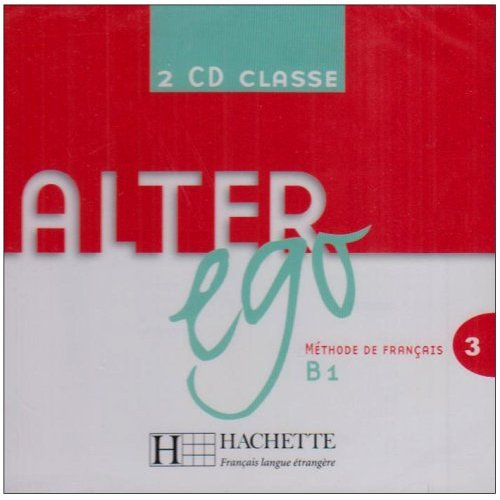 Alter Ego 3 - CD audio classe (x2) (Лицензия)