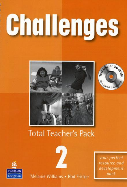 Challenges Level 2 Total Teachers Pack & Test Master CD-Rom