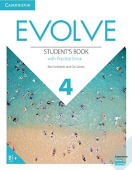 Evolve 4 Student's Book with Practice Extra