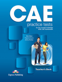 CAE Practice Tests - Teacher's Book (with Digibooks App)