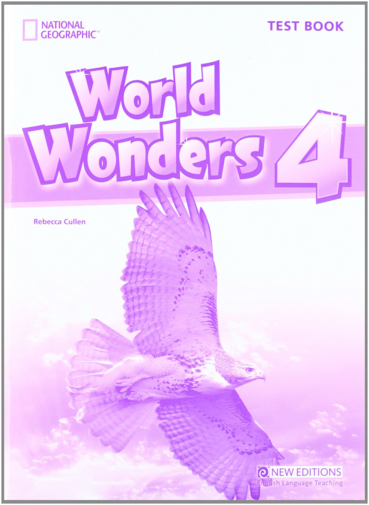 World Wonders 4 Test Book