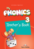 My Phonics 3 Teacher's Book (international) with crossplatform application