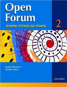 Open Forum 2 Student Book