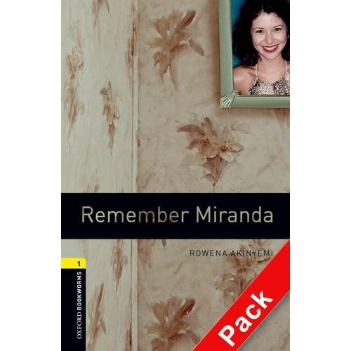 Remember Miranda Audio CD Pack