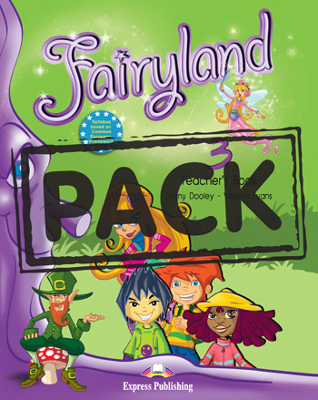 Fairyland 3 Teacher's Book with Posters