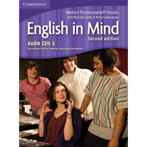 English in Mind (Second Edition) 3 Audio CDs (3) (Лицензия)