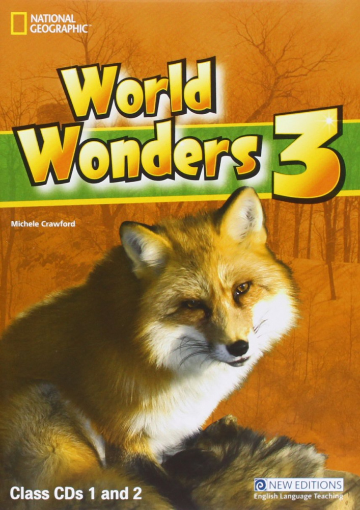 World Wonders 3 Class CD (2)