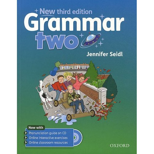 Grammar (Third Edition) Two Student's Book with Audio CD