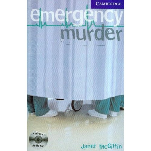 Emergency Murder (with Audio CD)