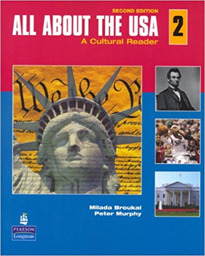 All About the USA 2nd Ed 2 Student's Book + CD