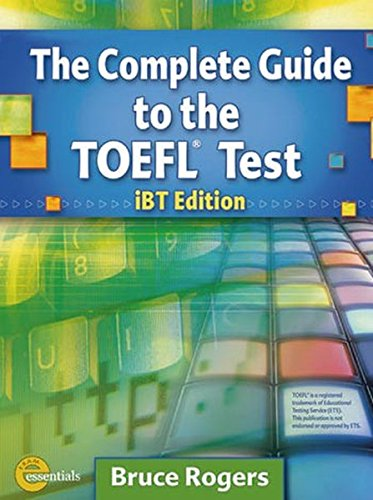 The Complete Guide to the TOEFL (IBT Edition) Audioscript + Key CD