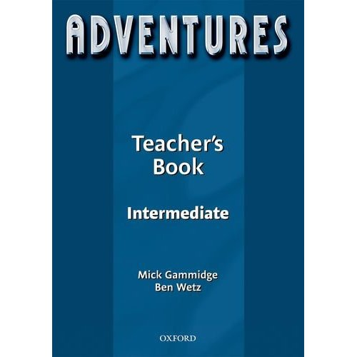 Adventures Intermediate Teacher's Book