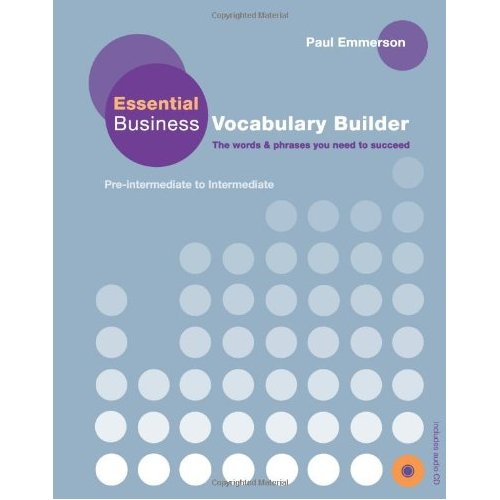 Essential Business Vocabulary Builder Students Book (+ Audio CD)