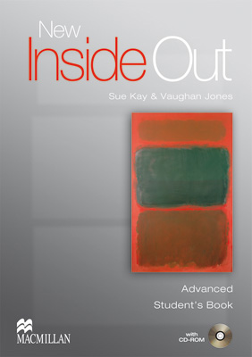 New Inside Out Advanced Student's Book + CD-ROM Pack