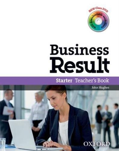 Business Result Starter Teacher's Book with Class DVD and Teacher Training DVD