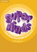 Super Minds Levels 5 - 6 Tests CD-ROM