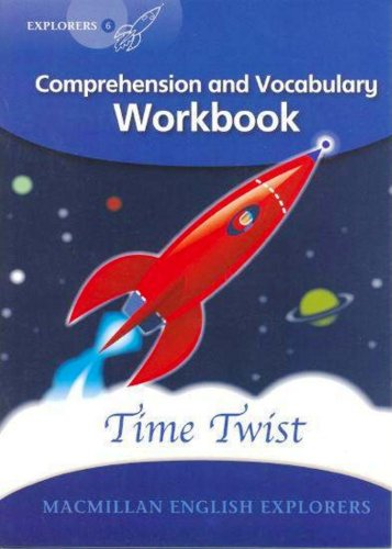 Explorers 6: Time Twist - Workbook