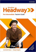 Headway Fifth Edition Pre-intermediate Teacher's Guide with Teacher's Resource Center