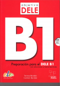 Objetivo DELE B1 + CD ((Spanish Edition))