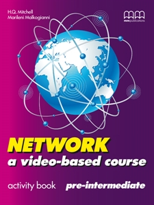 Network (a video-based course) Pre-Intermediate Activity Book