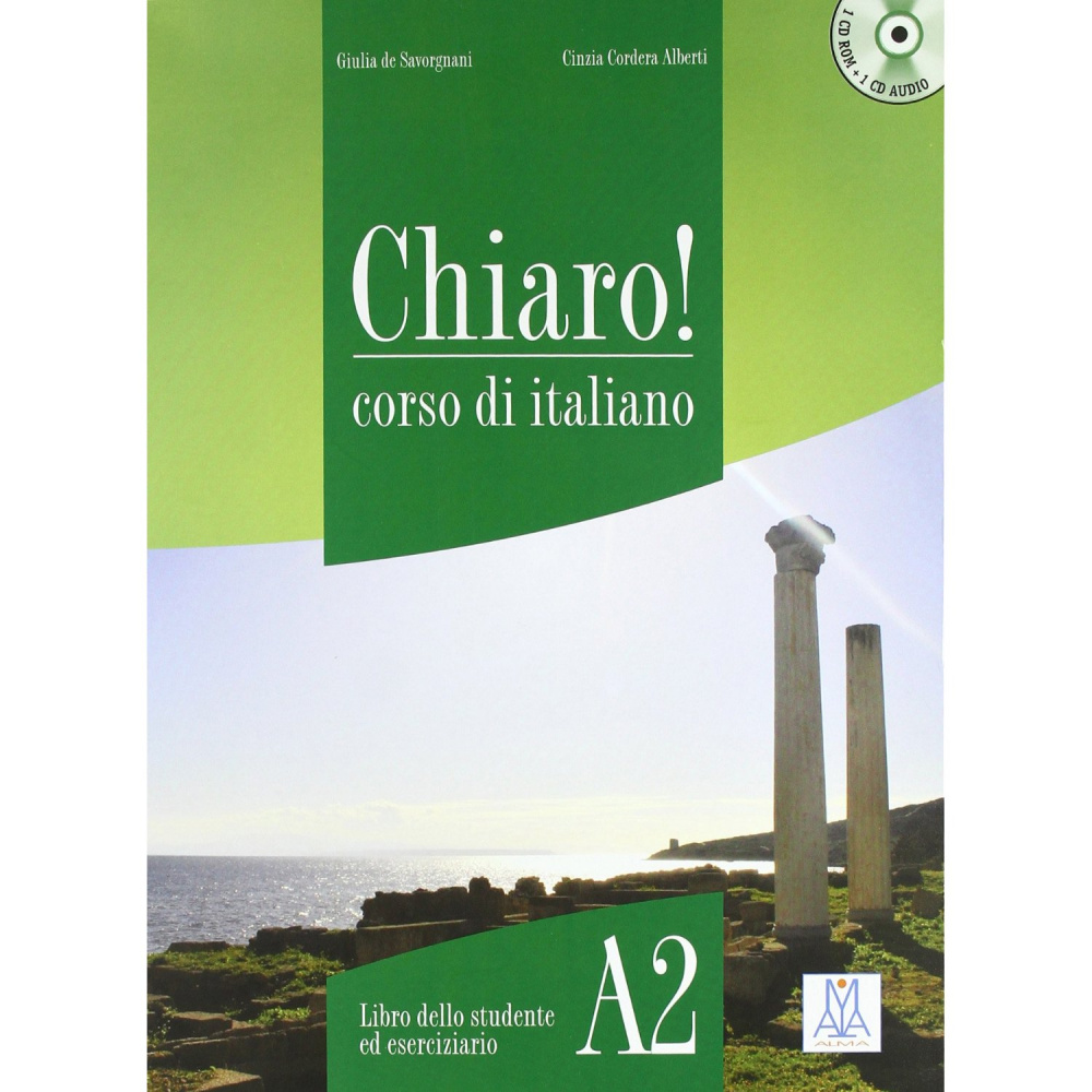Chiaro! A2 - Libro + CD audio + CD ROM
