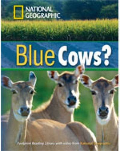 Fotoprint Reading Library B1 Blue Cows? with CD-ROM