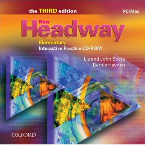 New Headway Elementary Third Edition Interactive Practice CD-ROM