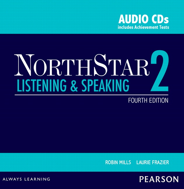 NorthStar 4Ed Listening and Speaking 2 Classroom Audio CDs