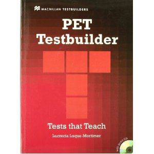 PET Testbuilder: Student's Book without key + Audio CD Pack