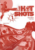 Hot Shots 1: Test Book With Key