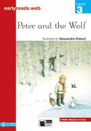 Black Cat Earlyreads Level 3: Peter and the Wolf New