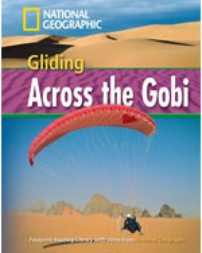 Fotoprint Reading Library B1 Gliding Across the Gobi with CD-ROM