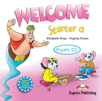 Welcome Starter a Pupil's Audio CD