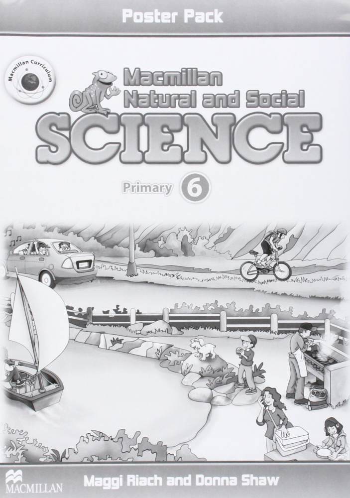 Macmillan Natural and Social Science 6 Poster Pack