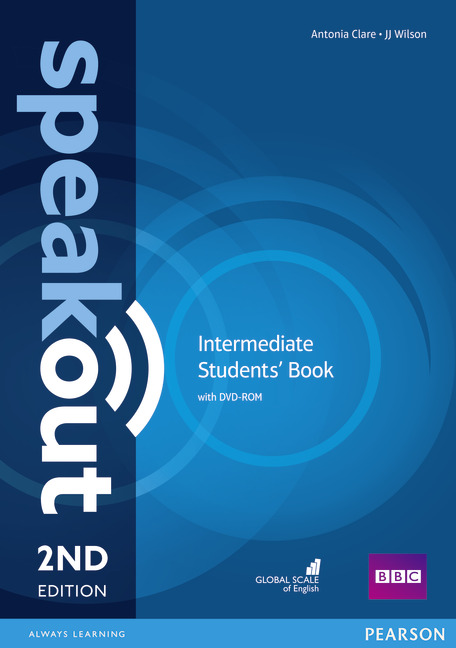 Speakout Second Edition Intermediate Students' Book with DVD